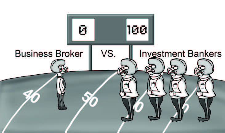 don't use a business broker