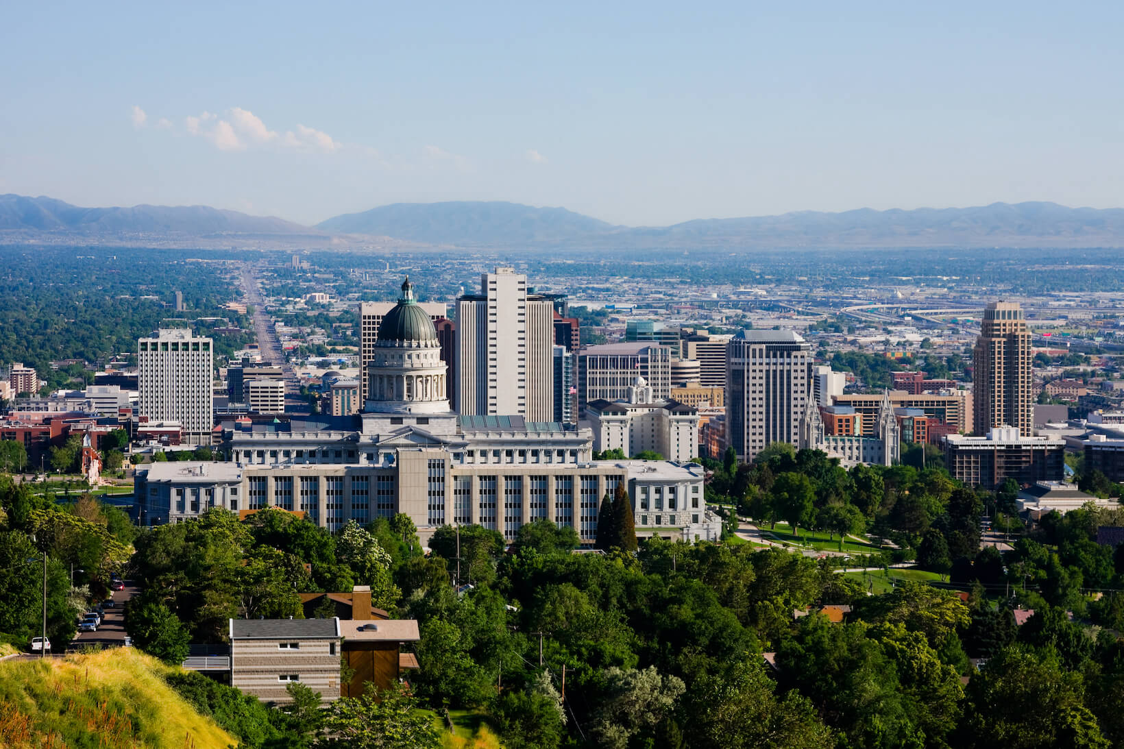 M&A firm in Salt Lake City