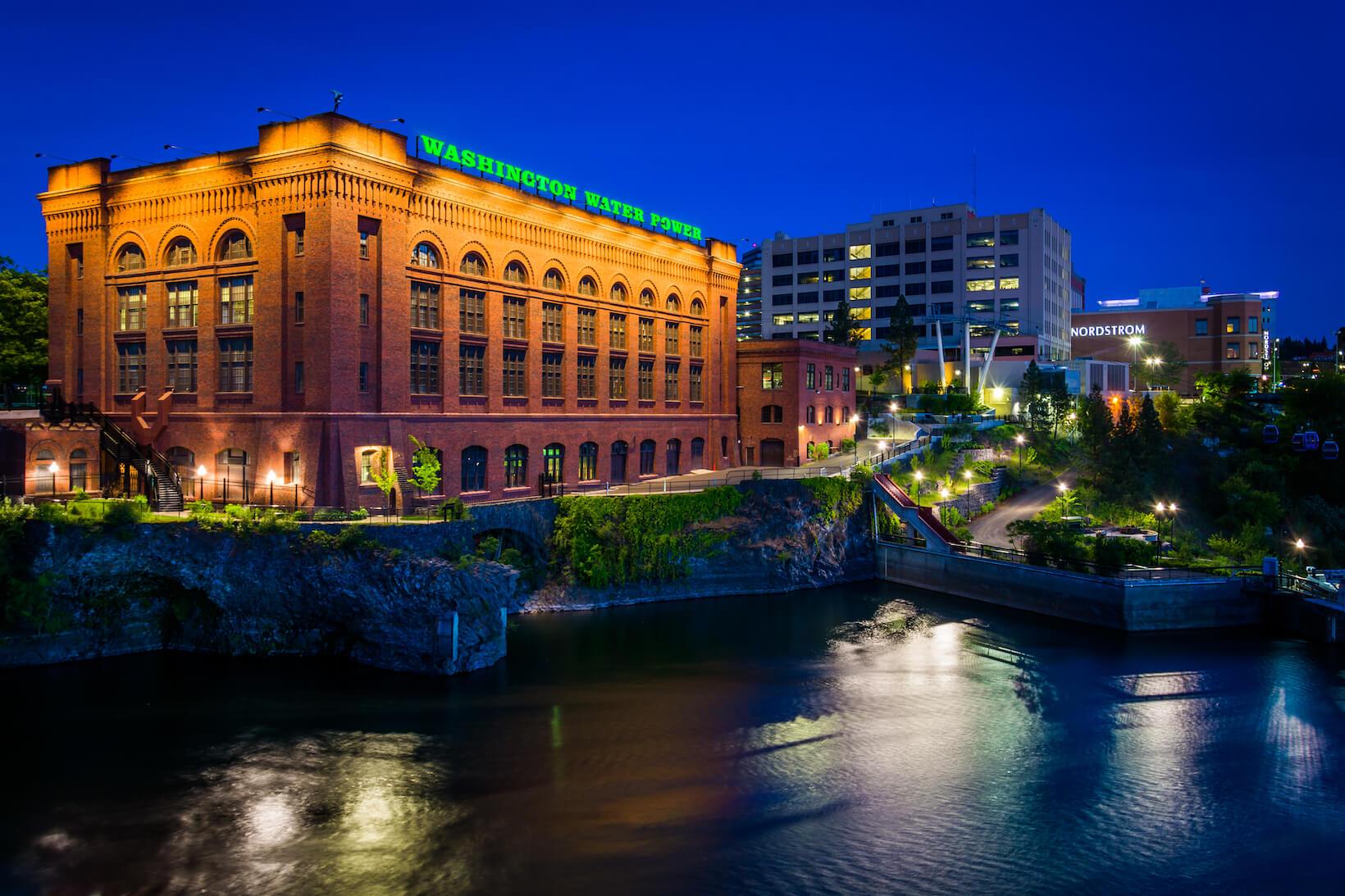 Spokane, WA investment banking